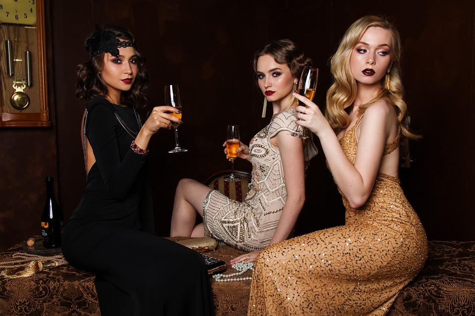 Party escort girls